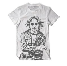 John Lennon drawing T-Shirt Buy here: http://www.kingofshirts.org/products/john-lennon-drawing-king-of-shirts-26?utm_content=buffer3d01f&utm_medium=social&utm_source=pinterest.com&utm_campaign=buffer #johnlennon #beatles #t-shirt #kingofshirts