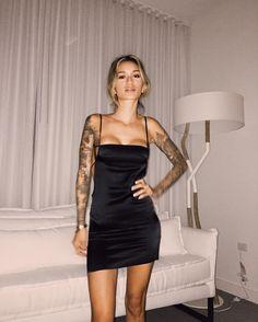 Tattoo Girl Sleeve Jenah Yamamoto 23 New Ideas Sexy Tattoos, Girl Tattoos, Tatoos, Jenah Yamamoto, Girl Sleeves, Mein Style, Perfect Little Black Dress, Sleeve Tattoos For Women, Inked Girls