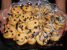 Gül kurabiyelerim