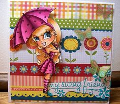 In My Quiet Time: Simply Betty Stamps Preview Day #5