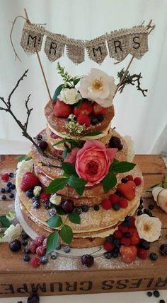 Sweet art from Kate Burt Cakes Dessert Table, Wedding Bells, Wedding Cakes, Bridal Shower, Wedding Dresses, Sweet, Winter, Design, Art