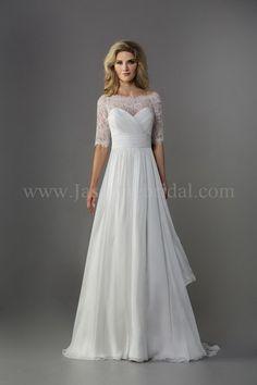 Jasmine Bridal Bridal Gown Style - F161070