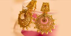 Earrings from Tanishq