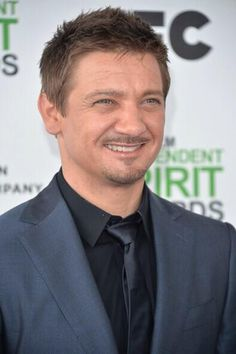 Jeremy at Independent Spirit Awards March 1, 2014