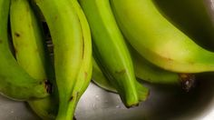 Labouyi Bannann (Plantain Porridge) Haitian Recipes :: . Not to be confused with regular Labouyi (which is just as good but made with flour instead). Mmmmmmmmmm