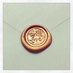 wax stamp -★-