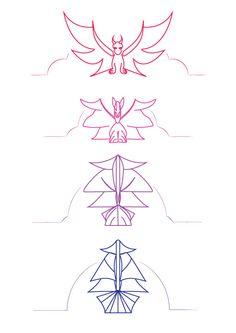 How a dragon become a ship Les Oeuvres, Dragon, Ship, Deviantart, Illustrations, Tattoos, Home Decor, Paint, Tatuajes