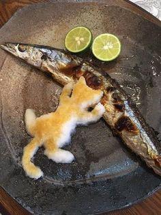 Cute Food, Good Food, Yummy Food, Animal Themed Food, Creative Food Art, Keto Diet Benefits, Food Garnishes, Food Platters, Food Themes