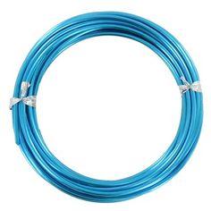 On-a-Wire 20-Gauge Turquoise Aluminum Wire   Shop Hobby Lobby
