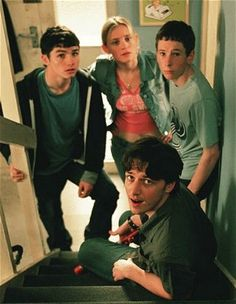 some of my favorite gallaghers on the (superior) UK shameless (plus steve, who is frickin hot). I've always wanted brothers like lipp and ian. James Mcavoy Shameless, Shameless Tv Show, Hot British Actors, Scottish Actors, Jody Latham, Anne Marie Duff, Aesthetic Indie, Boys Like, Film Books