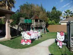 Hello Kitty party!!!