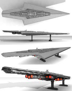 super star destroyer lego - Google Search