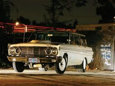 11-second 1964 Mercury Comet...mahh the meatloaf...NOW!!!