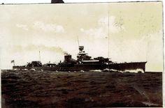 軽巡洋艦夕張