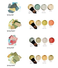 Spring into Color with Allison Smith Color Seasons Spring Paint Collection