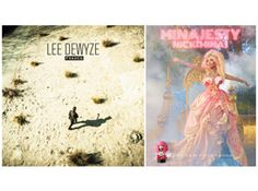 Win Lee DeWyze's New CD and Nicki Minaj's Minajesty!