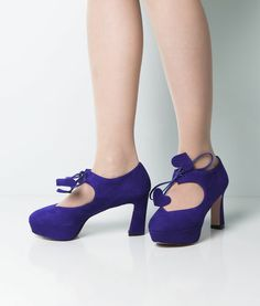 AURORA VIOLET SUEDE | MINNA PARIKKA Online Shop - May these shoes lead you to new adventures