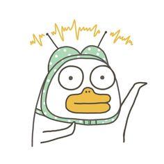 Cute Love Pictures, Cute Photos, Funny Photos, Duck Emoji, Funny Duck, Little Duck, Cute Stories, Avatar Couple, Cute Memes