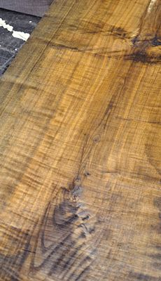 A great batch of 12/4 Black Walnut: Every board has a gorgeous mix of color along with medium-heavy figure from top to bottom! ~ Hearne Hardwoods Inc.