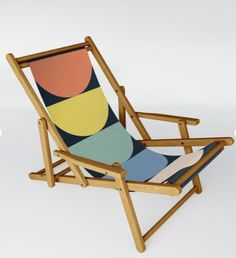 Ablaze On Cold Mountain Patio Sling Chair by Picomodi - One Size Outdoor Floor Cushions, Outdoor Chairs, Outdoor Decor, Outdoor Dining, Cold Mountain, Palette, Home Decor Bedding, Chaise Lounges, Folding Stool