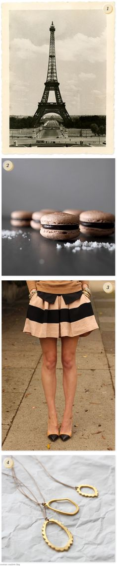 paris and stripes