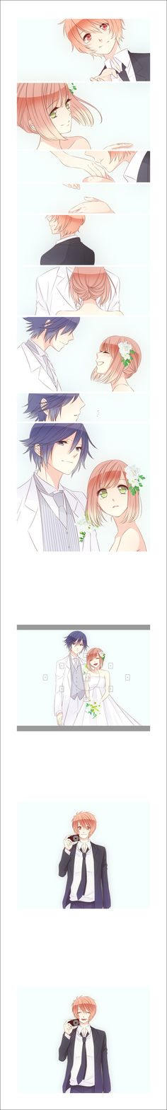 Uta no Prince-sama - ...... Awwwww poor guy ( I can't remember anyone's name except Syo's ) ...... *cries*