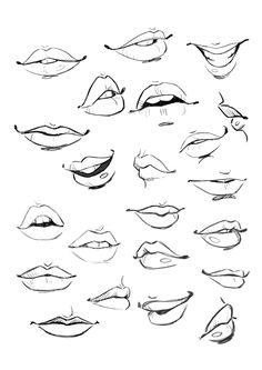 Croquis livre – Skizzenbuch – The post Skizzenbuch – appeared first on Frisuren Tips. The Skizzenbuch Drawing Techniques, Drawing Tips, Sketch Drawing, Drawing Ideas, Drawing Lessons, Lips Sketch, Hair Sketch, Croquis Drawing, Smile Drawing