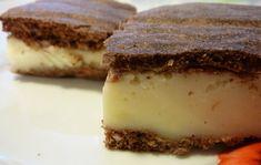 Pudingový koláč 1-2-3-4 fáza