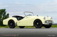 Triumph TR3 '59