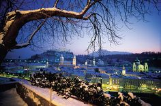 My favourite travelling destination is Salzburg. Salzburg is a city at the centre of Austria. There are many landscapes, houses and places to see and many traditional food to eat. Salzburg Christmas, Austria Winter, Best Winter Vacations, Destin Resorts, Ultimate Travel, Kirchen, Plan Your Trip, Vacation Destinations, Where To Go