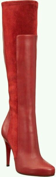 Red boots  ❤