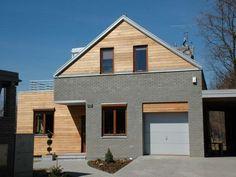 Drewno na elewacji domu - kilka pomysłów i dobrych rozwiązań