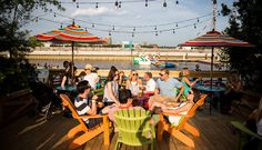 Spruce Street Harbor Park Staying Open an Extra Month