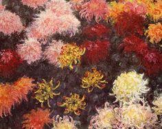EXALTED BEAUTY: Botanical Inspiration: Monet