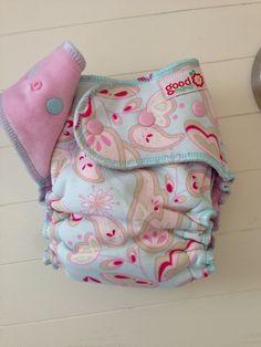 Goodmama- Grab Bag Print- Paisley w/Puff CV
