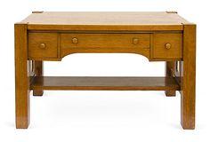 Antique Mission Oak Desk on OneKingsLane.com