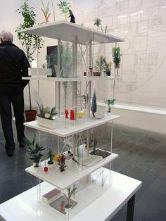 建築は模型も面白い。想像力溢れるクリエイティブな模型。9つ【Architecture】 House-and-Garden