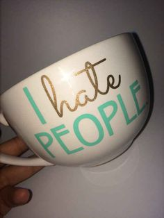 Community: 22 Perfect Mugs For People Who Hate Mornings. I want them all.