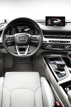 Highlife Pursuit — 2016 Audi Q7 | © | HP