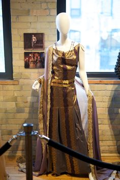 """Costume from """"Pompeii"""" at CAFTCAD Celebrates Costume, September 9th, 2014"""