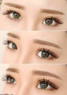 Tried And Tested Skin Care Tips – Eyebrows Korean Eyebrows, Korean Eye Makeup, Smokey Eye Makeup, Eyebrow Makeup, Beauty Makeup, Hair Makeup, Japanese Eyebrows, Eyeliner, Asian Make Up