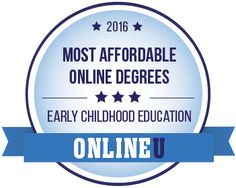 2016 Most Affordable Online Colleges for Early Childhood Education Degrees - OnlineU