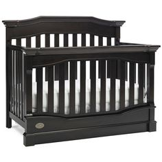davinci kalani 4in1 convertible crib with toddler rail ebony furniture us and toddlers