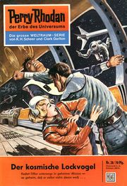 PR0028 - Der kosmische Lockvogel - Kadett Tifflor in geheimer Mission – so geheim, daß er selbst nichts davon weiß …