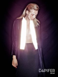 Stephan Alessi Photographs Lauren in a Fashion Editorial Exclusive - The Dapifer-
