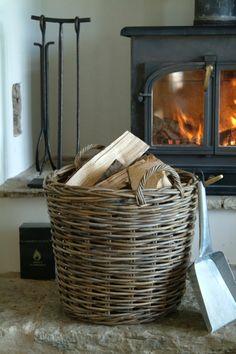 firewood holder