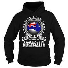 Australia China Made in
