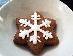 Einfaches Rezept für leckere und schnelle Lebkuchen Cookies, leicht abgewandelt aus den USA.