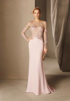 Pronovias Cocktail BAEZA Bridesmaid Dress - The Knot