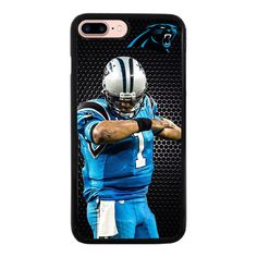 CAM NEWTON CAROLINA PANTHERS DAB 2 iphone case